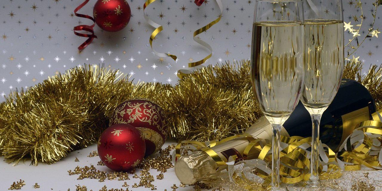 Тест где вам встречать новый год