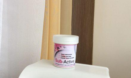 Суб-Актив: как я толстела